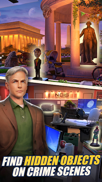NCIS: Hidden Crimes v1.17.6 (Mod Money)