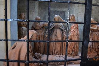 Photo: Compianto sul Cristo morto (terracotta policroma XVI sec.) - Cattedrale di Asti