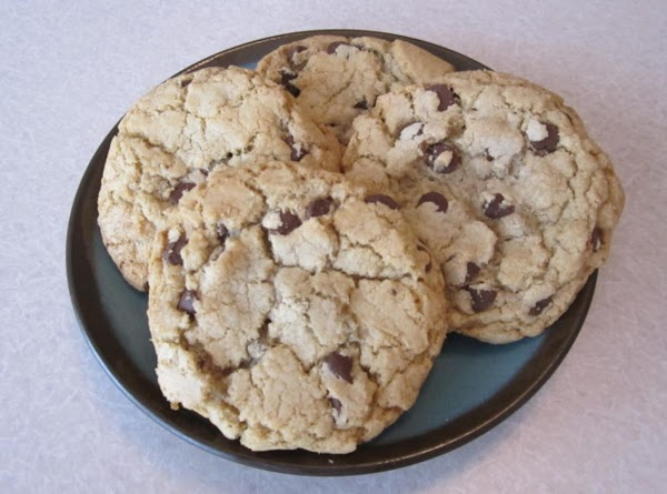 Large Chocolate Chip Cookies Recipe
