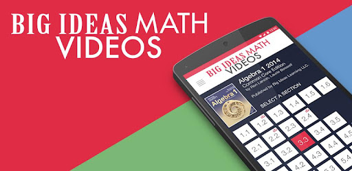 Big Ideas Math Videos - Apps on Google Play