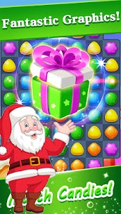 Candy Christmas 1.4.0 [Mod + APK] Android 3