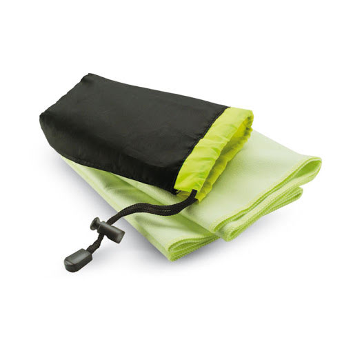 Sports Towel in a Bag