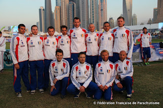 Photo: Le VR8 France @ Dubaï, WPC 2012
