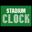 Stadium Clock Widget icon