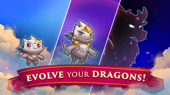 Merge Dragons MOD APK 4.16.0 [Free Shopping + Unlocked] 3