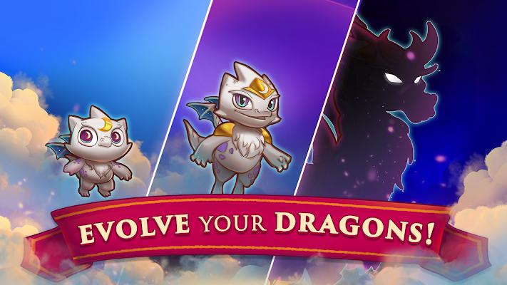 Merge Dragons! - screenshot