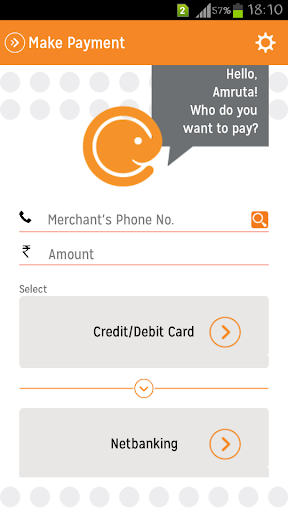 Simpel - Mobile Payment App