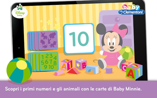 Baby Minnie Mia Amica Bambola apkmr screenshots 2