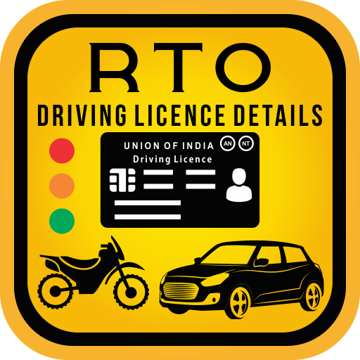 RTO Driving Licence Detail -Verify Driving Licence - Apps on