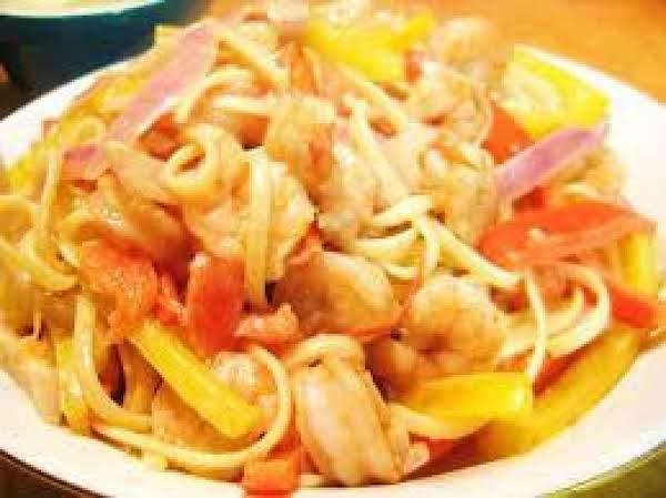 Louisiana Shrimp And Pasta Recipe