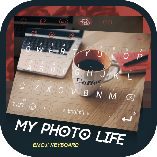 My Photo Life Theme&Emoji Keyboard