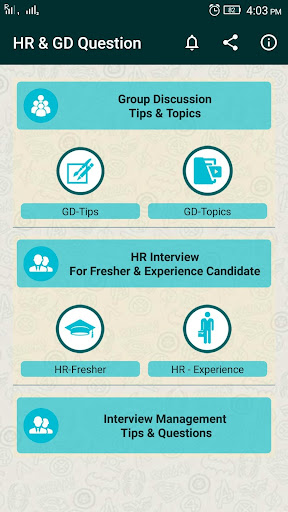HR GD Questions Apk Download Free for PC, smart TV