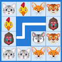 Animals Connect Deluxe : Puzzle Challenge icon