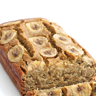 Healthy 5-Ingredient Flourless Banana Bread.