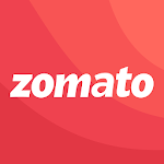 Zomato - Restaurant Finder and Food Delivery App icon