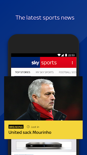 Sky Sports 8.13.0 screenshots 1