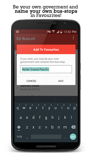 玩免費遊戲APP|下載SG BusLeh: With Bus Locations! app不用錢|硬是要APP