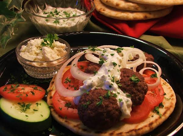 Easy Homemade Beef Gyros Recipe