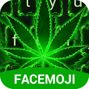 App Neon Green Rasta Weed Keyboard Theme for Android APK for Windows Phone
