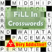 Fill It Ins Crosswords PRO- No Ads, Word Fit Games Android APK Download Free By A. Baratta