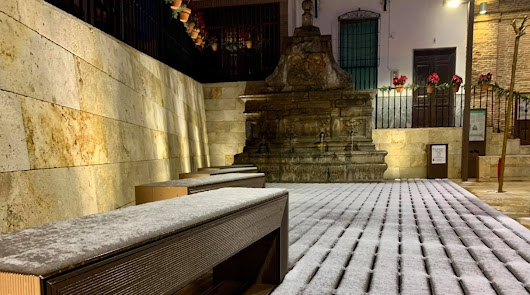 Esta localidad almeriense ha registrado la temperatura más baja de Andalucía
