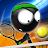 Stickman Tennis - Career logo