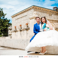 Wedding photographer Danil Kiselev (Kiselev). Photo of 04.11.2014