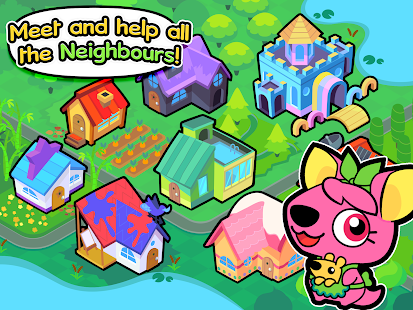 Forest Folks - Cute Pet Home Design Game- screenshot thumbnail