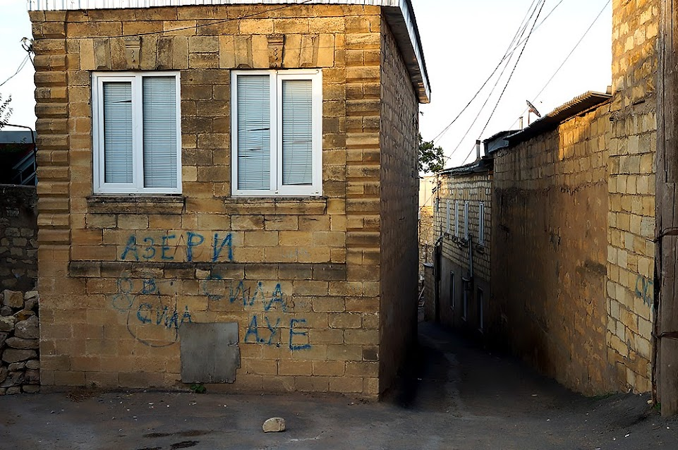 Что будет, если отбиться от группы в Дагестане