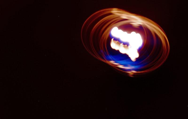 Candle in the Wind di Elettra Galante