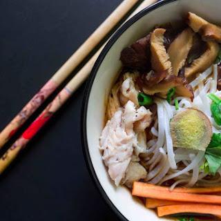 Miso Noodle Soup.