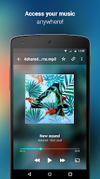 4shared APK screenshot thumbnail 1