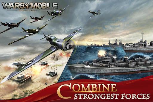 Wars Mobile: World War II