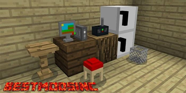Mine Furniture Addon For MCPE - Aplicaciones en Google Play