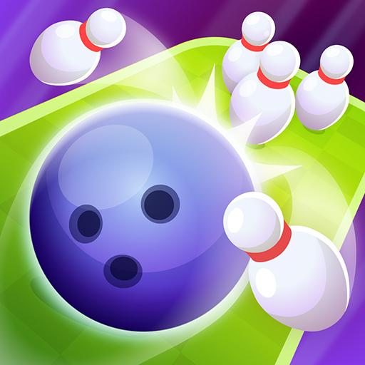 Pocket Bowling Icon