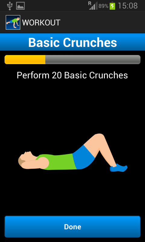 10 Daily Exercises- screenshot
