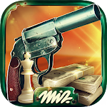 Hidden Objects Gangster Rebellion – Crime Scene Icon