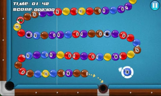 Pool Marble Blast- screenshot thumbnail