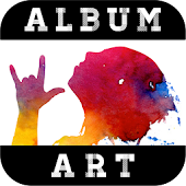 Album Cover Maker- Cover Art & Album Art