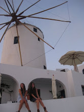 Photo: the SAME windmill from the movie, where she sat and sketches the boy
