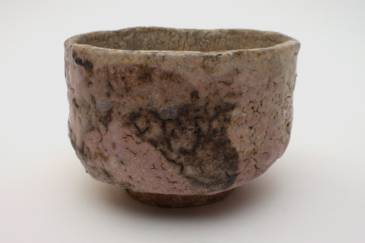 Charles Bound Ceramic Tea Bowl 059