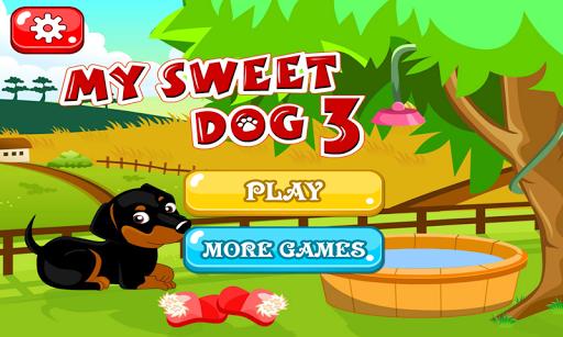 甜心小狗 3 - 儿童游戏