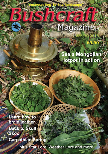 The Bushcraft Magazine