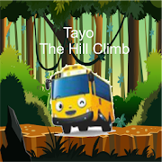 Tayo Bus Simulator Climb the Hill