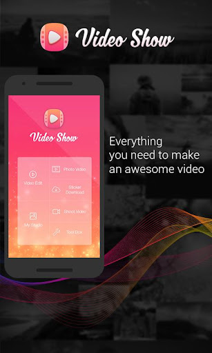 Video Slideshow Proshow Effect