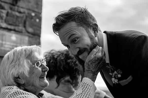Wedding photographer Chris Sansom (sansomchris). Photo of 06.02.2017