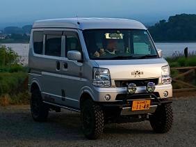 エブリイ DA17V H30 joinTURBO 4WD 5MTのカスタム事例画像 taka1148さんの2019年06月10日01:00の投稿
