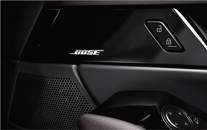 ระบบเสียง Bose รอบทิศทาง