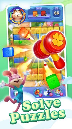 Blast Fever - Tap to Crush & Blast Cubes screenshots 2