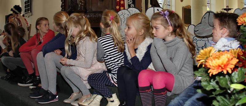 Photo: De kinderen zijn nu de broers van Jozef.